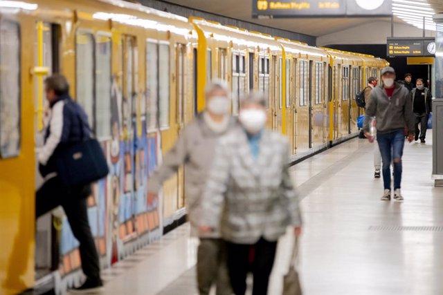 Coronavirus.- Alemania suma 165 muertos y 947 contagios y eleva el balance a más