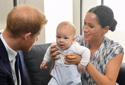 Archie, el hijo de Meghan y Harry, feliz primer cumpleaños