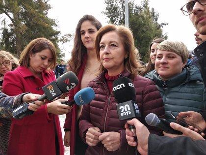 """Carina Mejías se suma a Girauta y se da de baja de Cs: """"Se han ido tomando decisiones que no compartía"""""""
