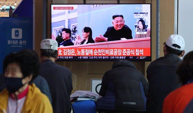 Corea.- La Inteligencia surcoreana descarta que Kim Jong Un haya sido operado de