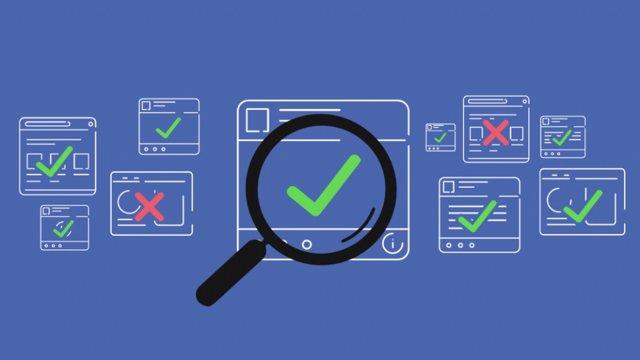 Facebook elimina dos campañas coordinadas en EEUU de conspiraciones y antiinmigr