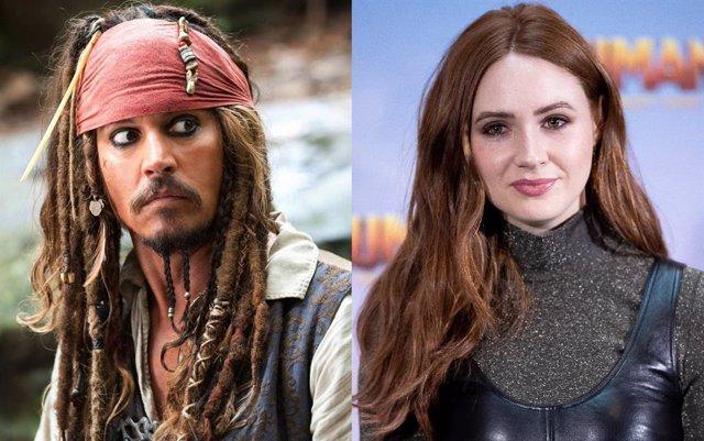 Piratas del Caribe 6 tendrá protagonista femenina: Karen Gillan toma el testigo de Johnny Depp