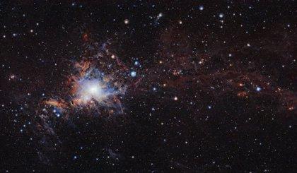Dos nuevas nubes moleculares descubiertas a 1.000 años luz