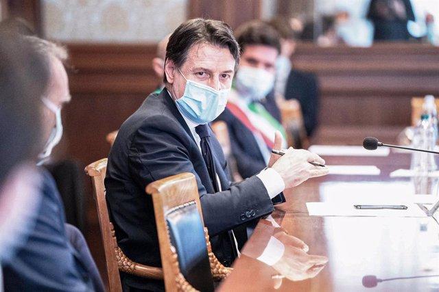 Italia.- Conte, convencido de que el Gobierno terminará legislatura en Italia po