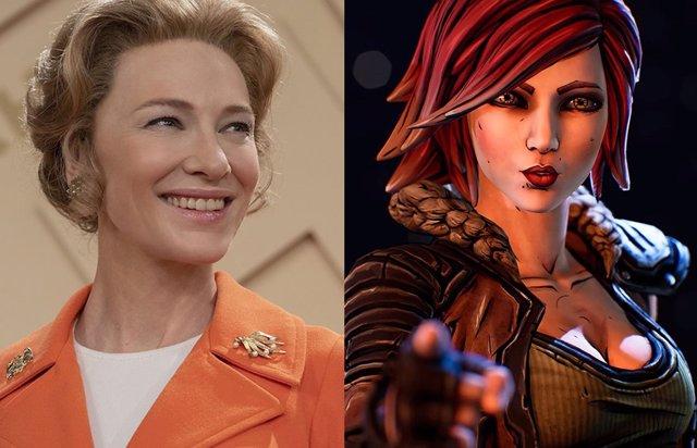 Lionsgate quiere a Cate Blanchett como protagonista de Borderlands