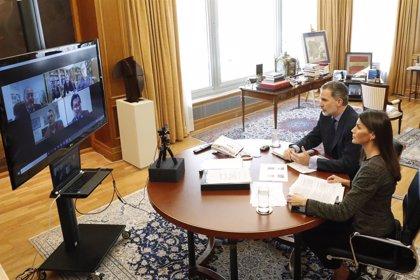 Parques Nacionales relatan a los Reyes por videoconferencia el impacto de la pandemia en la naturaleza