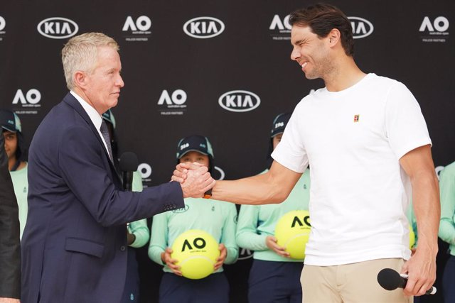 """Tenis.- El Abierto de Australia 2021 maneja """"cuatro escenarios"""", entre ellos la"""