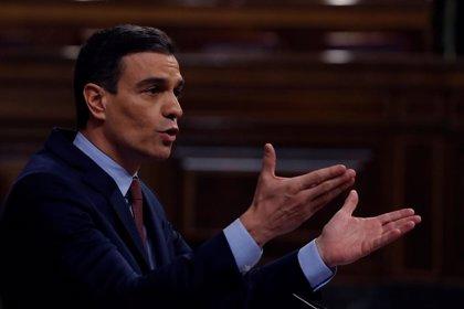 """España.- Sánchez alerta del """"error absoluto"""" de levantar el estado de alarma, necesario """"unas semanas más"""""""