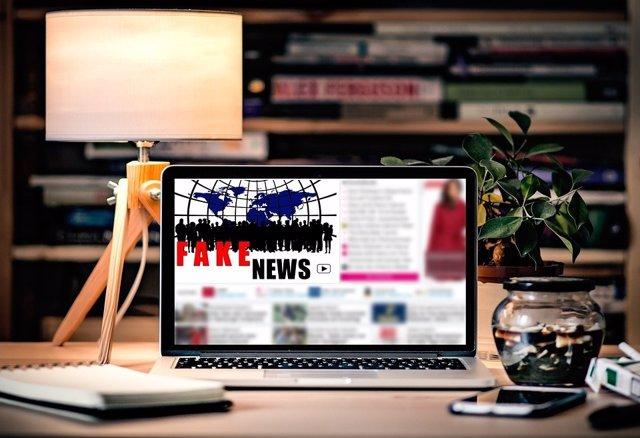 Noticias falsas o fake news en Internet