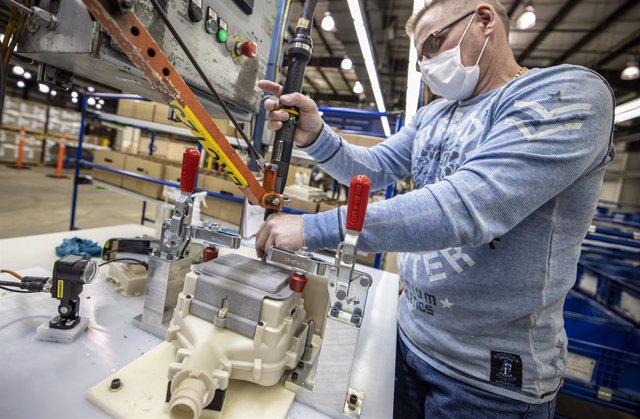 Economía/Motor.- Ford producirá 500.000 batas para Nueva Jersey (EE.UU.), tras e