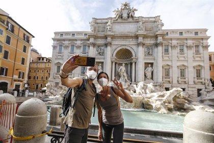 Coronavirus.- Italia registra su peor dato de fallecidos en una semana, con otros 369 muertos