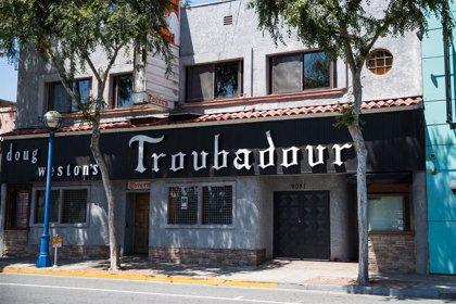 Cultura.- El Troubadour de Los Ángeles, local legendario de la historia del rock, pide ayuda en un crowdfunding