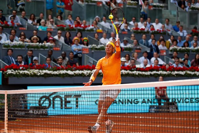 "Tenis.- Rafa Nadal: ""Me cuesta mirarme sin analizarme, solo disfrutando"""