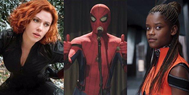 Las seis nuevas películas Marvel tras Vengadores: Endgame