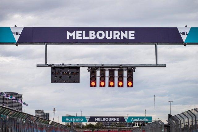 F1 - AUSTRALIAN GRAND PRIX 2020