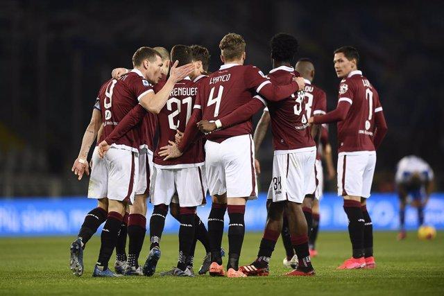 Fútbol.- El Torino de la Serie A informa de un positivo por COVID-19