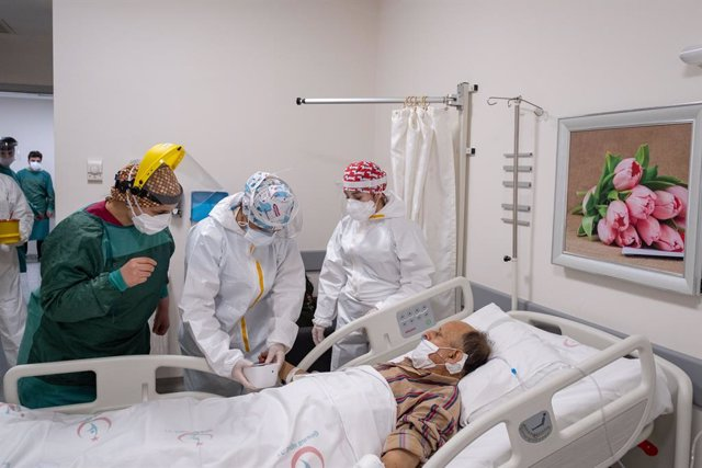 """Coronavirus.- Turquía anuncia que """"el brote está controlado"""" y entra en una nuev"""