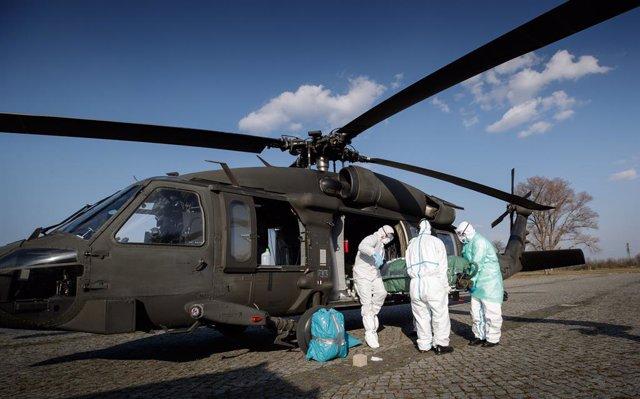 "Coronavirus.- La ONU alerta de un ""peligro real"" en Bosnia por el mal uso de la"