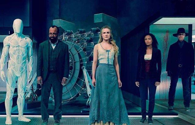 Personajes de Westworld