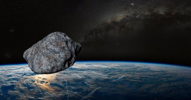 Un asteroide no registrado tamaño furgoneta nos pasa a 7.000 kilómetros