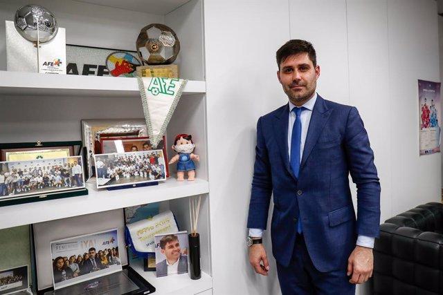 Fútbol.- AFE reitera a Trabajo y Sanidad sus dudas sobre la constitucionalidad d