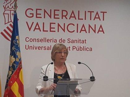 """La consejera valenciana de Sanidad pide """"prudencia"""" porque """"una cosa es el deseo de pasar y otra los datos"""""""
