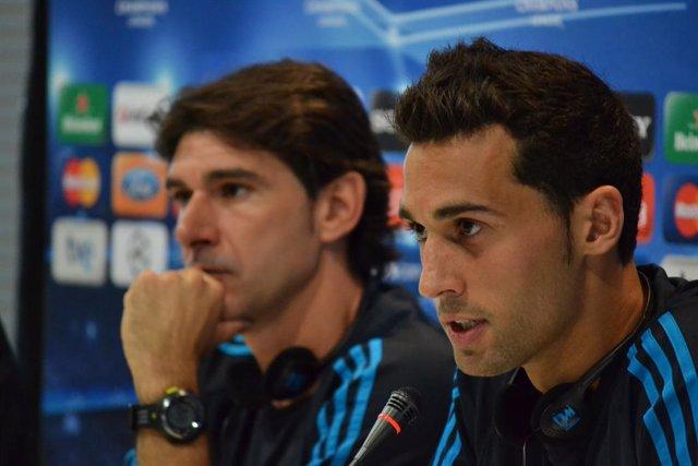 """Fútbol.- Arbeloa y la 'bronca' de Mourinho por ser ofensivo: """"Dijo que dónde iba"""