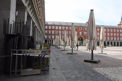 Madrid avanza un plan para hostelería con acceso a préstamos blandos, de hasta 40.000 euros por beneficiario