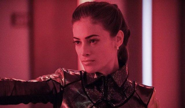 Imagen del último capítulo de la temporada 6 de The Flash