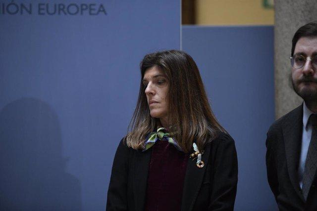 La nueva secretaria de Estado de Cooperación Internacional, Ángeles Moreno Bau,