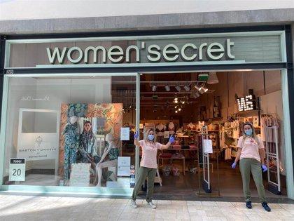 Tendam (Cortefiel o Women'secret) abre casi un centenar de tiendas en sus mercados internacionales