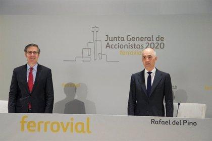 Ferrovial decide abonar el primer pago de su dividendo anual