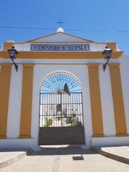 Cementerio municipal de Guillena