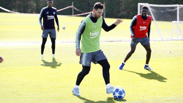 Fútbol.- El Barça vuelve este viernes a los entrenamientos