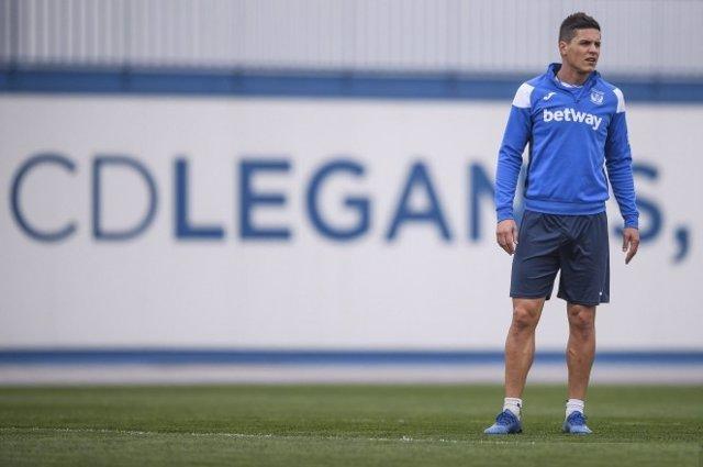 Fútbol.- El Leganés reanuda este viernes los entrenamientos con una sesión escal