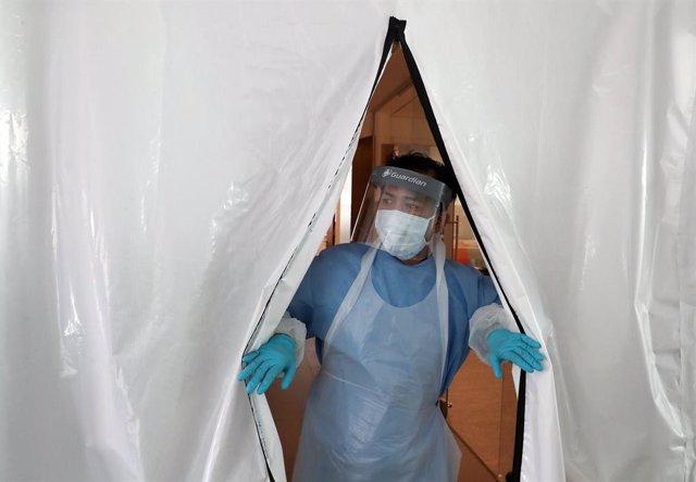 Coronavirus.- Eslovaquia extiende el cierre de sus fronteras por la pandemia de