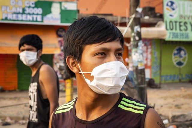 Coronavirus.- Bolivia supera los 2.000 positivos y el centenar de muertes por Co