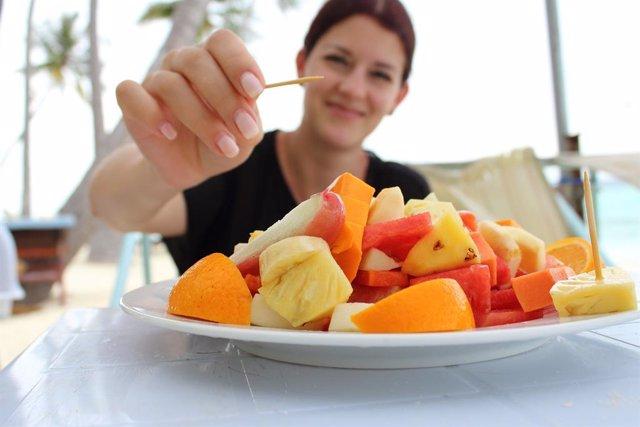 Un estudio encuentra vínculos entre el nivel educativo y una buena dieta