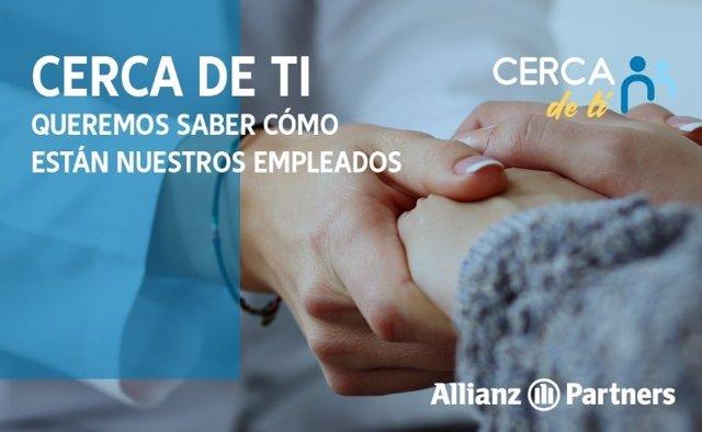 COMUNICADO: Allianz Partners lanza su nuevo programa *Cerca de ti*, un plan de a