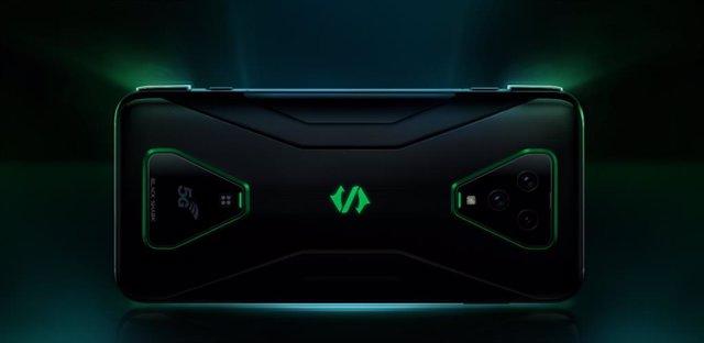 El smartphone gaming Black Shark 3 Pro, con gatillos físicos, anuncia su llegada
