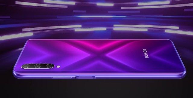 Honor presenta su gama media Honor 9X Pro, que inaugurará su nueva tienda online