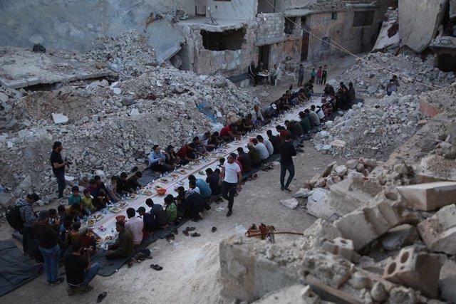 Siria.- Bachelet alerta de que los grupos sirios están viendo en la pandemia una