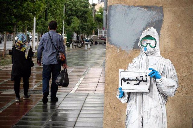 Coronavirus.- Irán confirma más de 6.500 fallecidos por coronavirus y casi 105.0