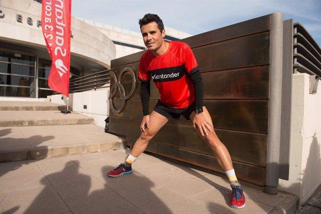"""Triatlón.- Gómez Noya y los Juegos de Tokio: """"Seré igual de competitivo el año q"""