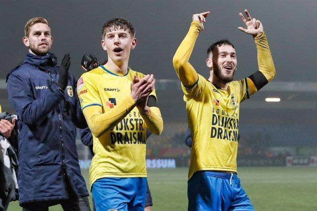 Fútbol.- El Cambuur y el De Graafschap llevan a la justicia su imposibilidad de