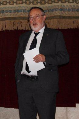 Francisco Pascual, presidente de  Socidrogalcohol