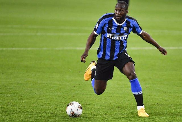 Fútbol.- El Inter de Milán confirma que no hay positivos por coronavirus en su p