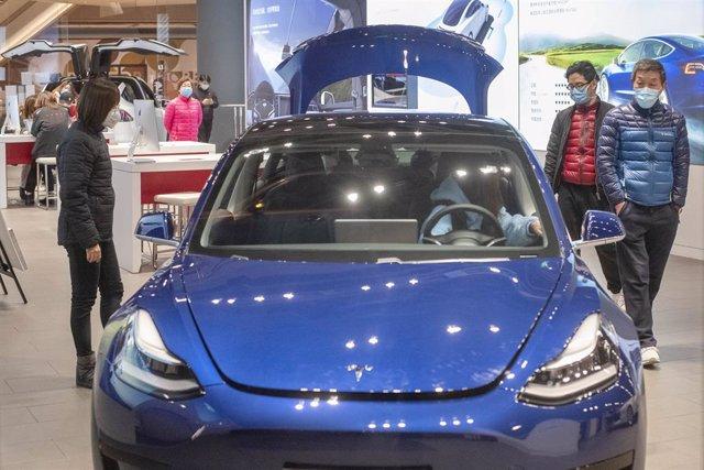Economía/Motor.- Tesla espera reiniciar este viernes su producción en Estados Un