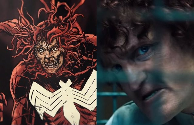 Así será Woody Harrelson como el villano de Venom 2: Let Be There Carnage