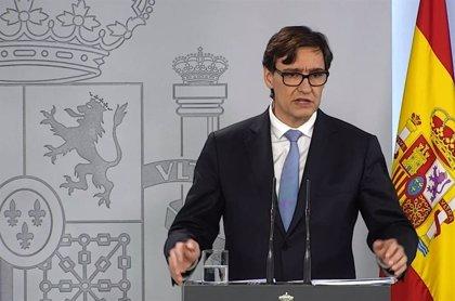 Coronavirus.- Illa anuncia que el 51% de la población española pasará este lunes a la Fase 1